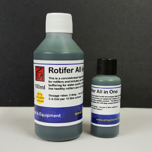 Instant Concentrated Microalgae Rotifer All in One *NEW*